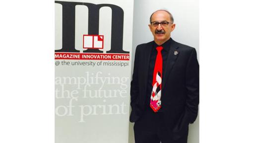 Print future in digital age – A CM Sales-hez látogat a világhírű Mr Magazine