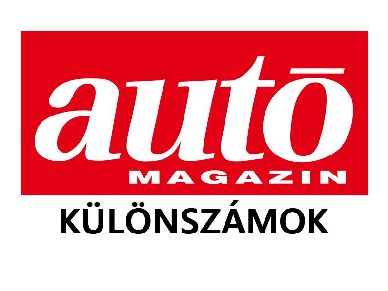 Autómagazin különszámok