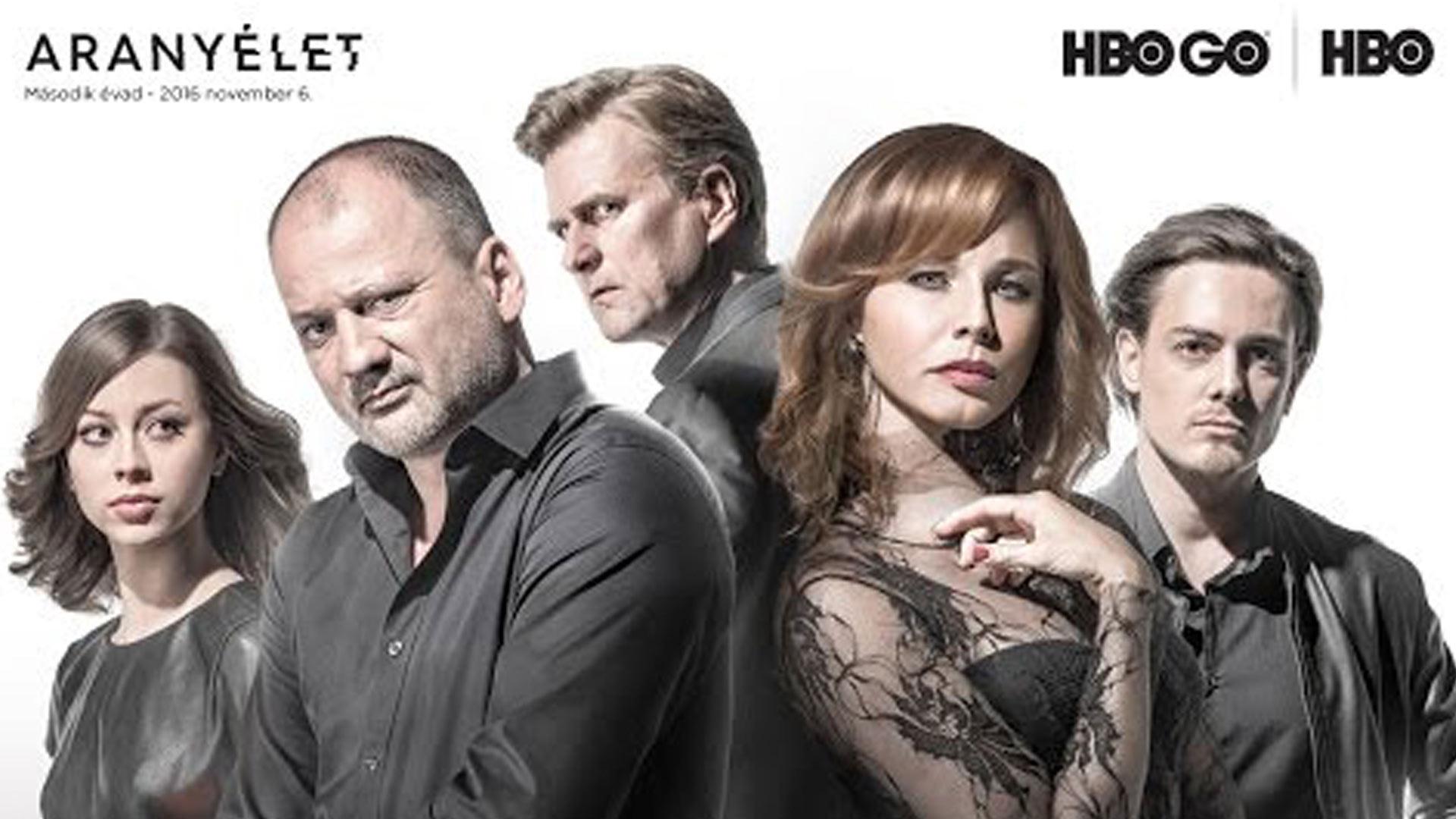 HBO – Aranyélet kibeszélő show