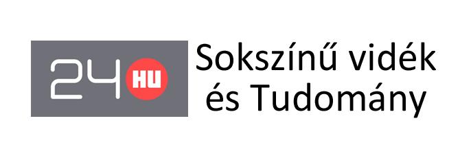 24.hu Sokszínű vidék és Tudomány
