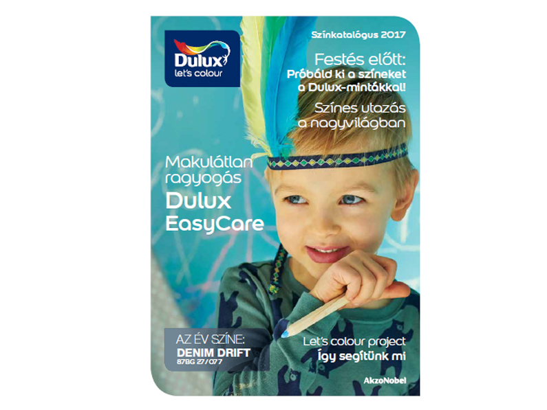 Dulux Magalogue