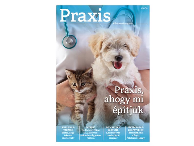 Praxis Állatorvosi Magazin