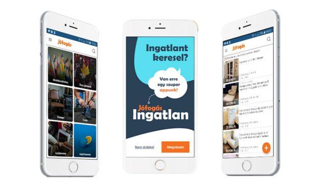 Jófogás Mobil App