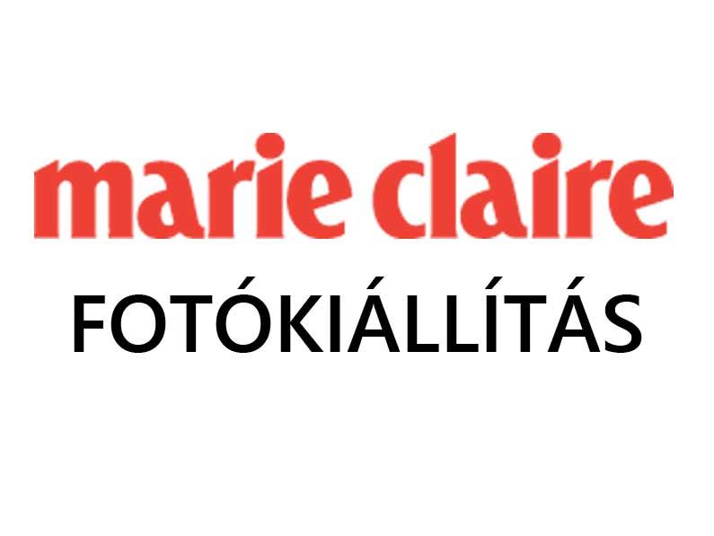 Marie Claire Fotókiállítás