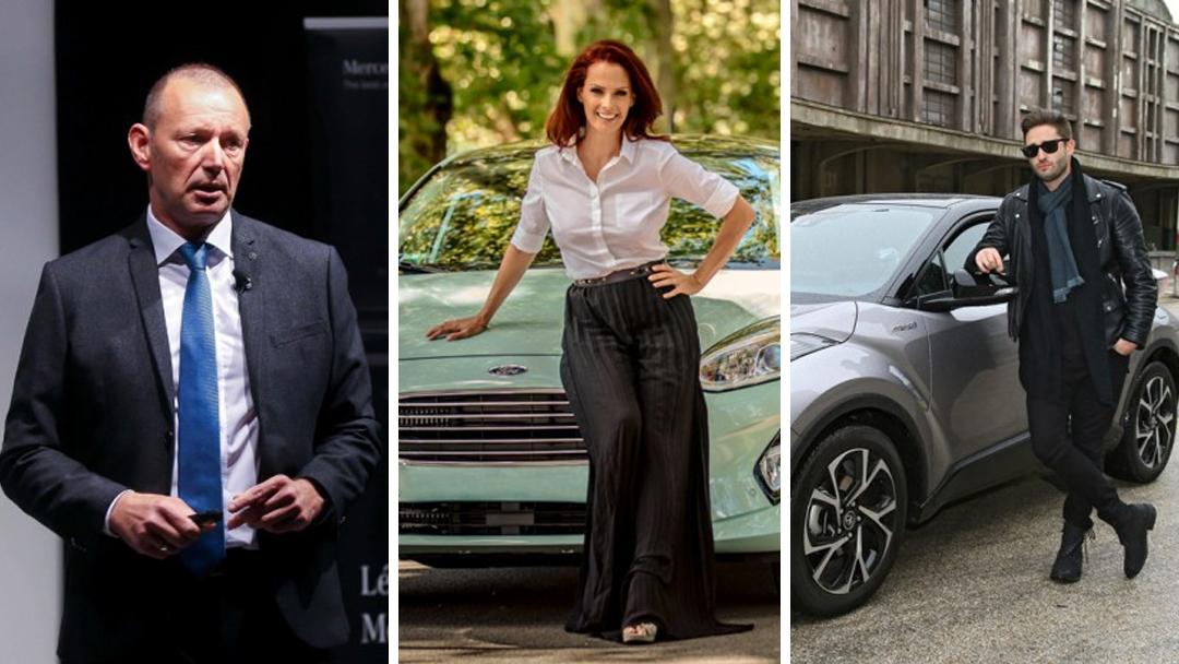 Melyik magyar híresség hiteles autóreklámozó?