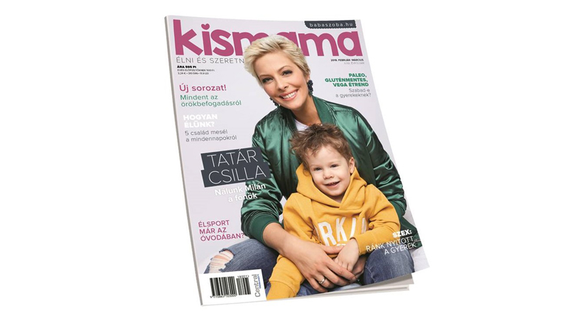 Megújult a Kismama magazin!