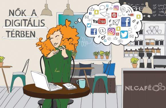 Mire kattan a nő? – A mobil alap. És az influencer?