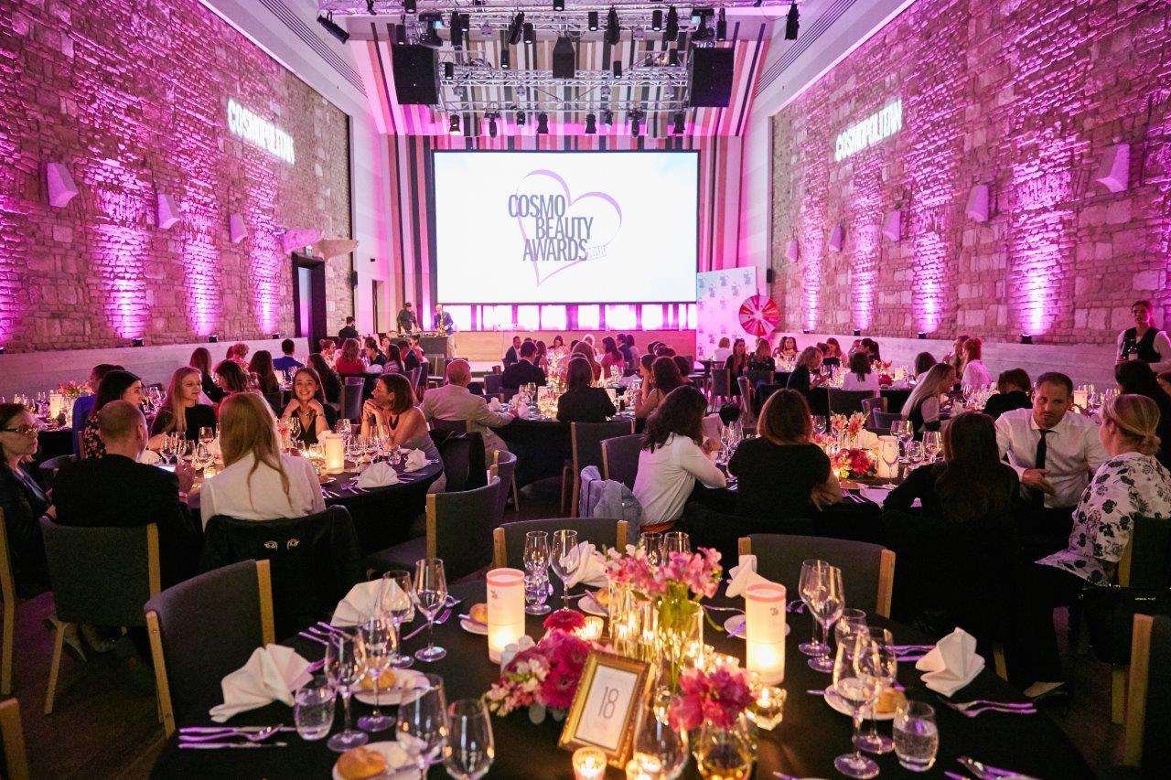 Cosmo Beauty Awards 2018 fotó