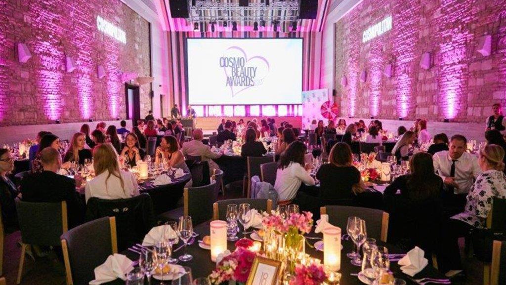 Ilyen volt a Cosmo Beauty Awards 2018 Díjátadó Gála