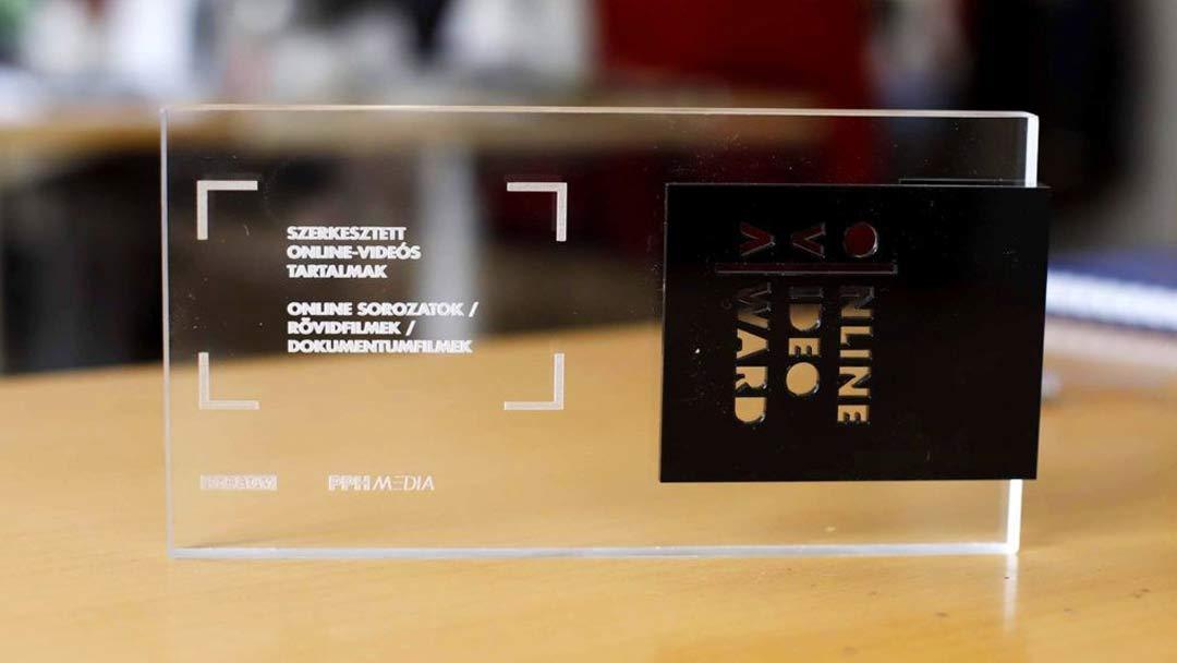 Rangos videós díjat nyert a 24.hu újságírója