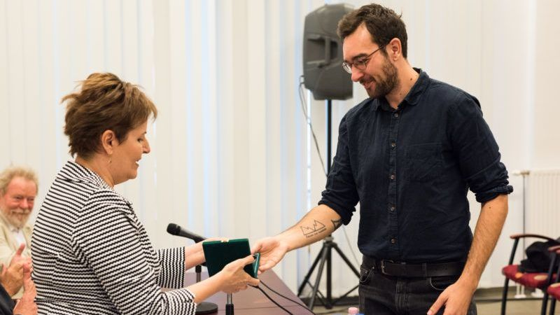 Dr. Szegő Tamás-díjat kaptak a 24.hu munkatársai