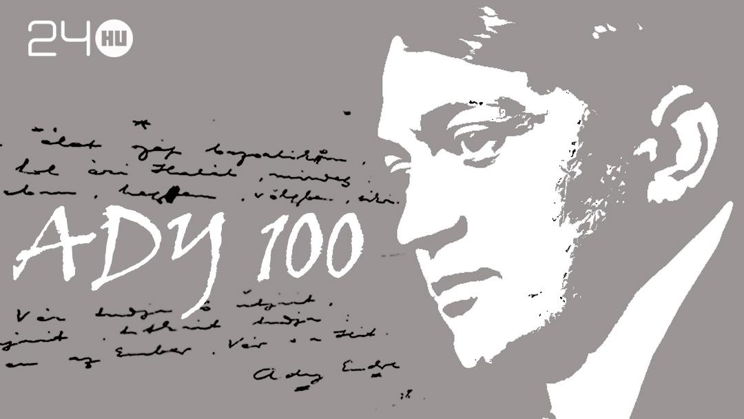 Ady 100 – egy gyönyörű videós projekt a 24.hu-tól