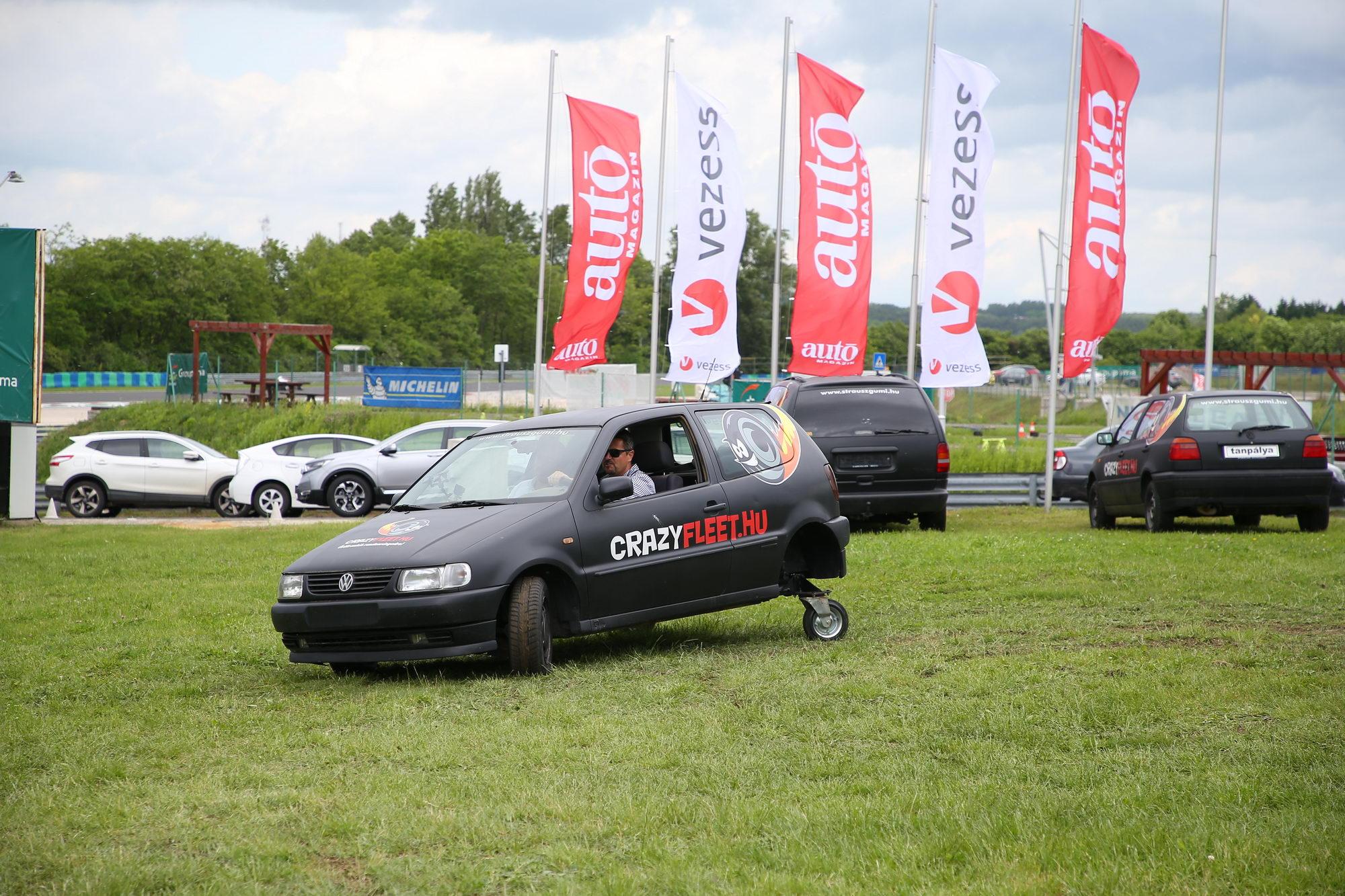 Autó Magazin – Vezess autós találkozó