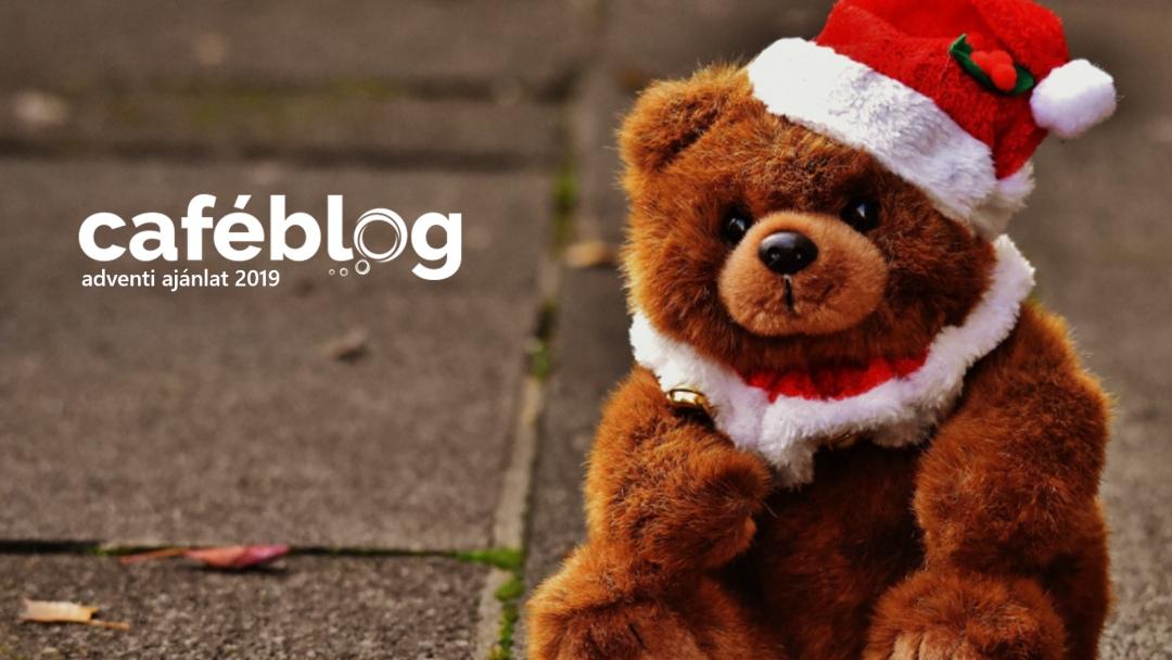 Caféblog adventi ajánlat