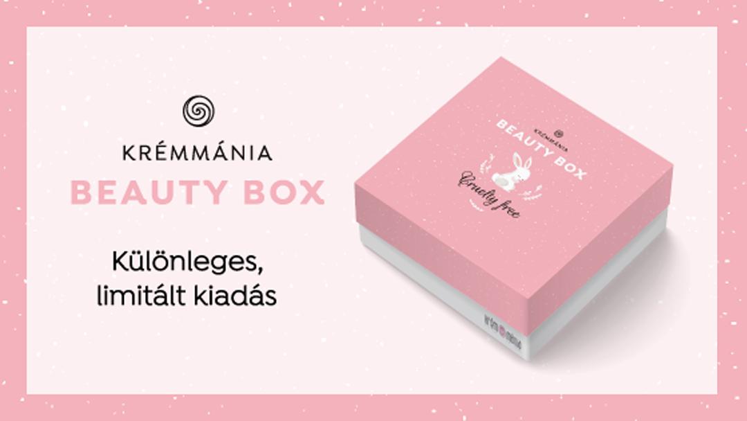 Egy órán belül megvásárolták az összes őszi Krémmánia Beauty Boxot