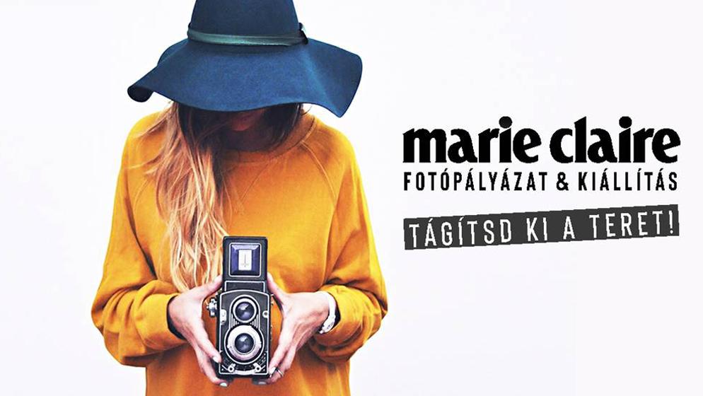 Rekord számú nevezés a Marie Claire Fotópályázatán