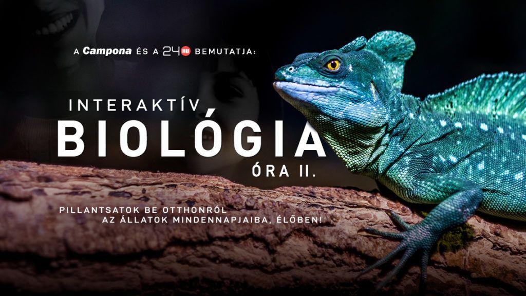 24.hu Interaktív biológia óra II. – Esettanulmány