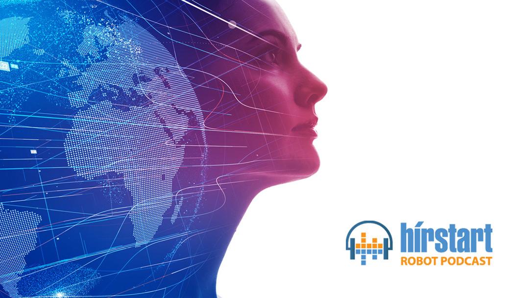 Elstartolt hazánk első mesterséges intelligencia alapú podcastja!