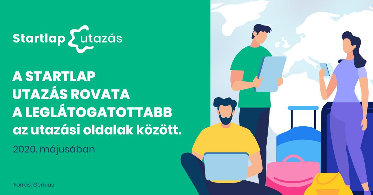 A Startlap Utazás a leglátogatottabb utazási oldal