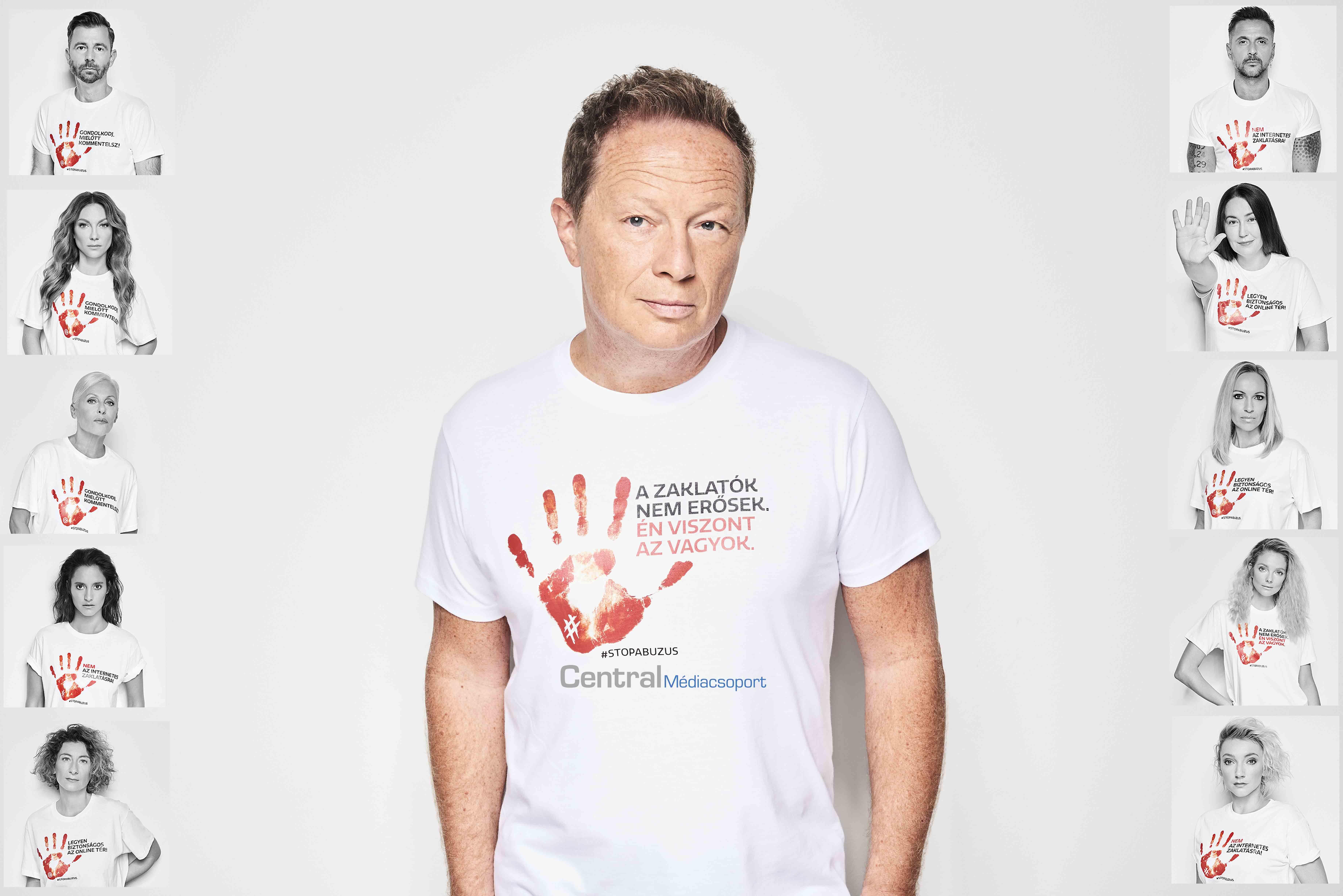 Stop Abúzus: elindult a Central Médiacsoport érzékenyítő kampánya!