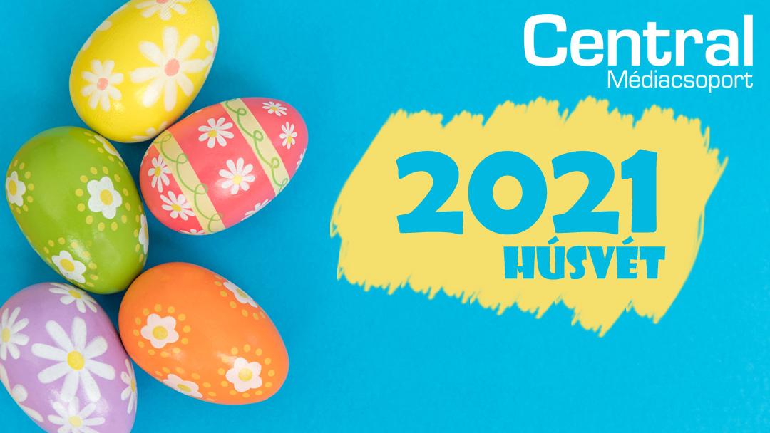 2021 Húsvét – Izgalmas hirdetési megoldásokkal