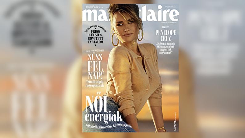 Együtt nyílunk a tavasszal – Megújult a Marie Claire!